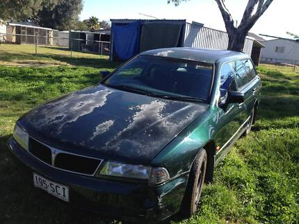QUICK sale 1998 Mitsubishi Magna Wagon Stanthorpe Southern Downs Preview
