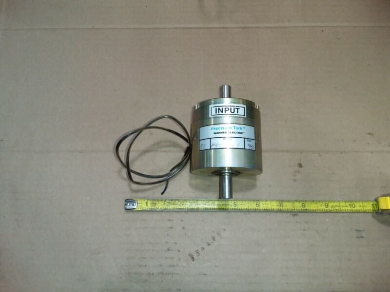 Warner Electric MPC25-1 Magnetic Particle Clutch 90V DC .500 dia shaft