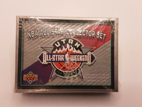 Upper Deck Utah All Star Box sealed / OVP Michael Jordan PSA 10 ?