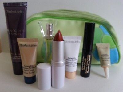 ELIZABETH ARDEN GIFT SET CHOICE + BAG - MASCARA / NIGHT CREAM / MOISTURIZER ETC
