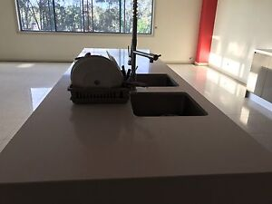 Caesarstone bench top Beaumont Hills The Hills District Preview