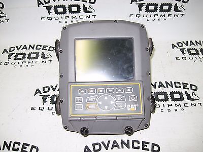 Cat Trimble Cd550a Control Box Cab Display W Mounting Bracket Gcs900 Gps System