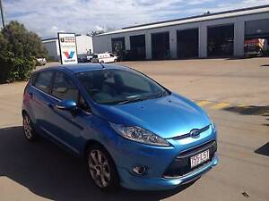 2009 Ford Fiesta Hatchback Hermit Park Townsville City Preview