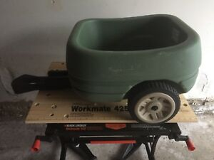 Wagon extension for kids