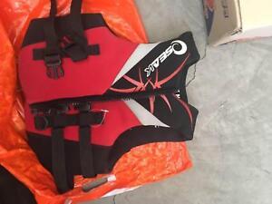 Camping Gear Tent/sleeping bag/life jacket