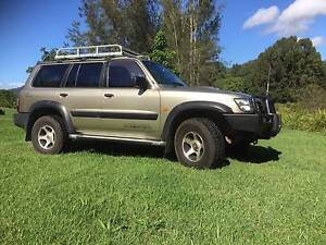 2001 Nissan Patrol Wagon Middle Pocket Byron Area Preview