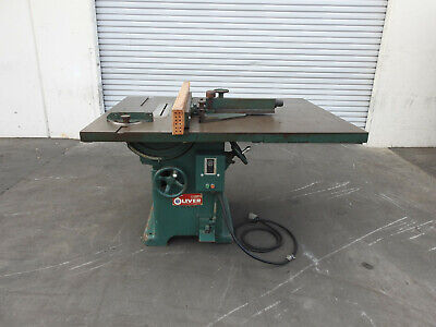 Oliver 270-d 14 Table Saw Woodworking Machinery