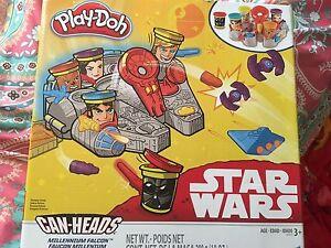 Play-doh Star Wars set