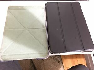 iPad mini 1 and 2 cases and red apple case