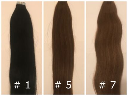 Tape Extensions $70-$180