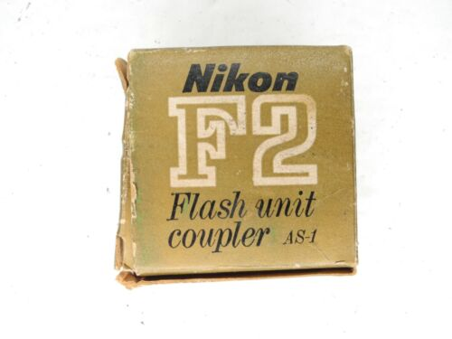 Nikon AS-1 Flash Unit Coupler For F2 / F2A / F2AS