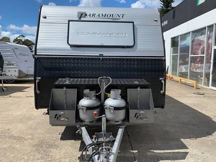 2014 Paramount Commander Caravan Campbellfield Hume Area Preview