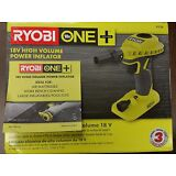 Ryobi Model # P738 18-Volt High Power Volume Inflator, New, No Battery & Charger
