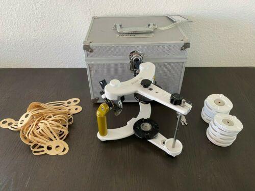 Ivoclar Vivadent Stratos 300 Articulator Kit, Mounting Rings, Straps, Case