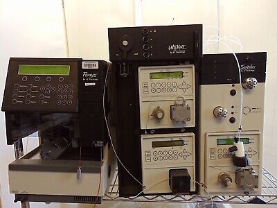 Lc Packings Spark Holland Famos M 920 Ultimate Switchos Chromatography S4802