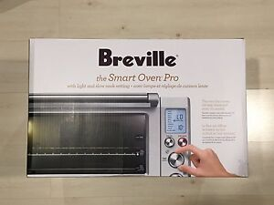 Breville the Smart Oven Pro - Brand New