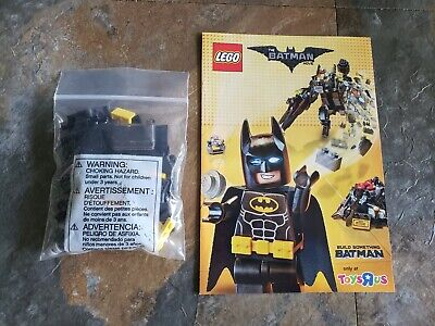 Lego Batman Movie Toys R Us Exclusive Vehicle with Comic