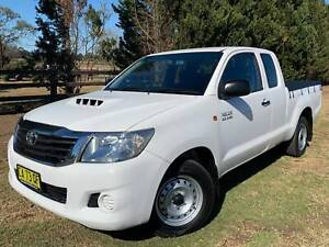 2014 Toyota Hilux SR EXTRA CAB TURBO DIESEL Manual Ute Richmond Hawkesbury Area Preview