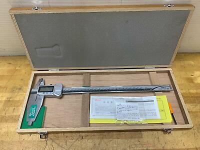 Fresh Mitutoyo 551-341-10 Digimatic Caliper 0-120-300mm Range .00050.01mm