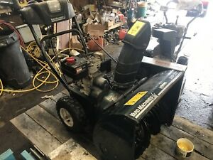 Yard Works 5 Hp Snowblower