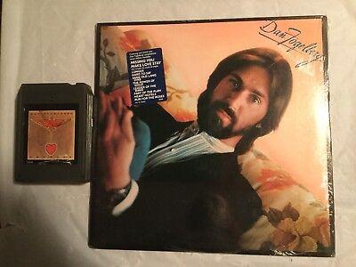 Dan Fogelberg*LOT*Vinyl LP • Best of, Leader Of The Band & 8-Track (Best Rock Bands 1980s)