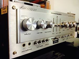 Vintage amps - Marantz, Meridian, Quad, QED, more... Phillip Woden Valley Preview
