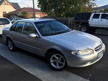 1997 FORD FALCON FUTURA Glebe Hobart City Preview