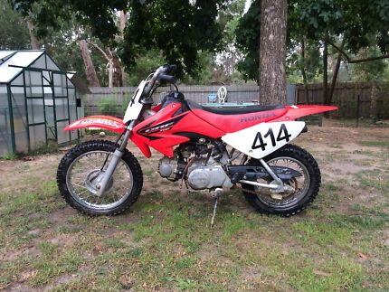 motorbike honda crf 70 | motorcycles | gumtree australia frankston