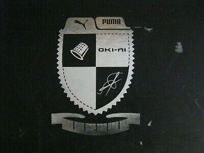 Puma Liga  RARE oki-ni boxed with original accessories unused UK 9
