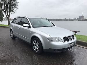 2018 rego! FULL SERVICE HISTORY! Audi A4 2003 Canada Bay Canada Bay Area Preview