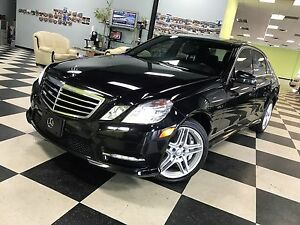 2013 Mercedes-Benz E-Class FULLY LOADED#100% APPROVAL GURANTE...