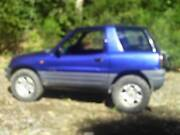 1998 Toyota RAV4 SUV Coffs Harbour Coffs Harbour City Preview