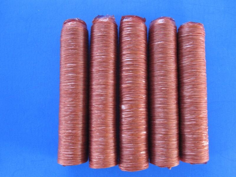 25 Lbs Snack Stick CASINGS  21mm Edible BEEF Collagen Slim Jims sausage