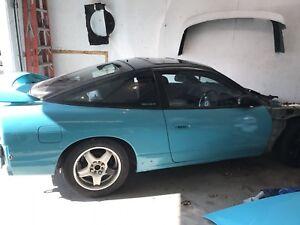 SHELL Nissan 180sx