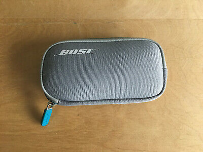 Original Bose Carrying Case/Pouch for QC20/QC20i  White In-Ear Headphones