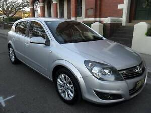 2008 HOLDEN ASTRA CDX AUTOMATIC, WITH 3 MONTHS REGO AT TIME OF SALE. Croydon Burwood Area Preview