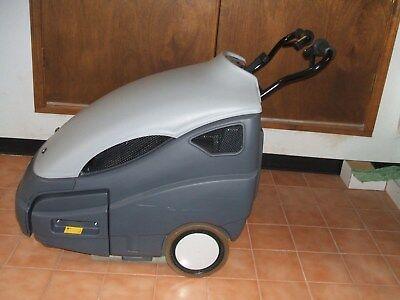 Eagle Power Tks510et Silver Series Vacuum Sweeper
