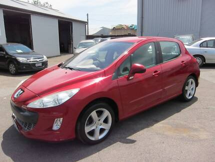 2009 Peugeot 308 XSE HDi Hatchback Diesel Turbo Manual Fyshwick South Canberra Preview