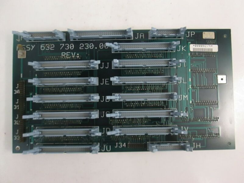 PCB Assembly 632730230.00 Working When Removed