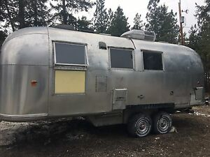 1964 Airstream Trailer
