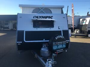 2018 Olympic 13' Sprinter Pop Top with Double Bed