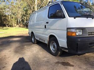 1995 Toyota Hiace Van/Minivan Cooranbong Lake Macquarie Area Preview
