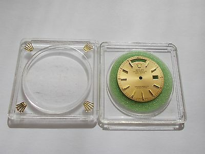GENUINE ROLEX DAY DATE PRESIDENT GOLD TRITIUM DIAL PART NEW OLD STOCK