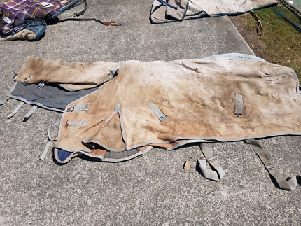 6 foot horse rug