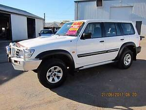 2004 Nissan Patrol 3.0 DI INTERCOOLED TURBO 7 Seat Wagon 4WD Fyshwick South Canberra Preview
