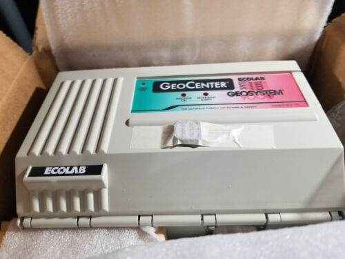 EcoLab Geocenter Geosystem 9000 w/ Cell  92231090 New Old Stock