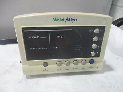 Welch Allyn 52000 Vital Signs Patient Monitor - No Power Supply