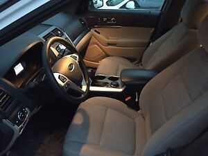 2012 Ford Explorer 7 seater