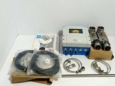 Endress Hauser Ultrasonic Flow Measuring System 93pa1-bb1c0sacacaa Free Ship
