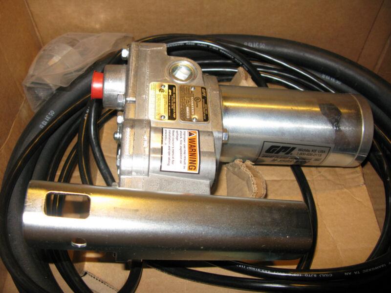 Fuel Transfer Pump GPI Model # 110000-107